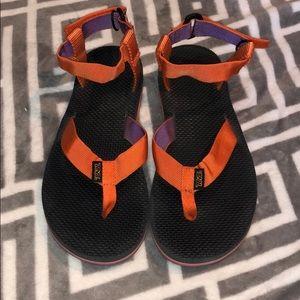 Teva sandals 9